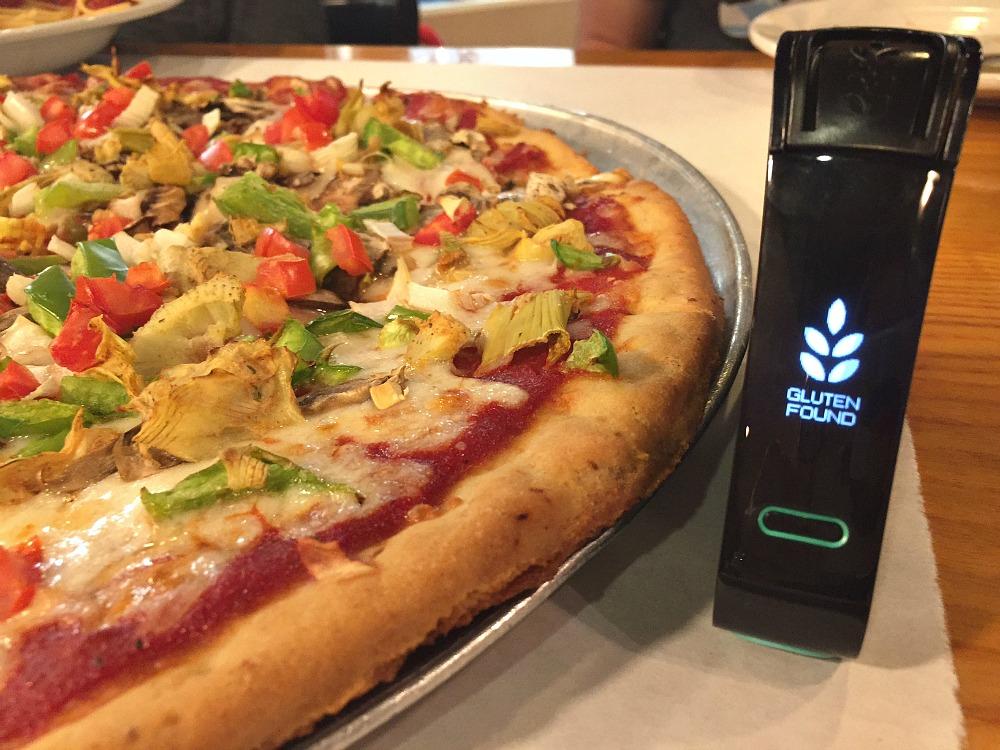 Pizza Doodle Gluten Found Nima Test