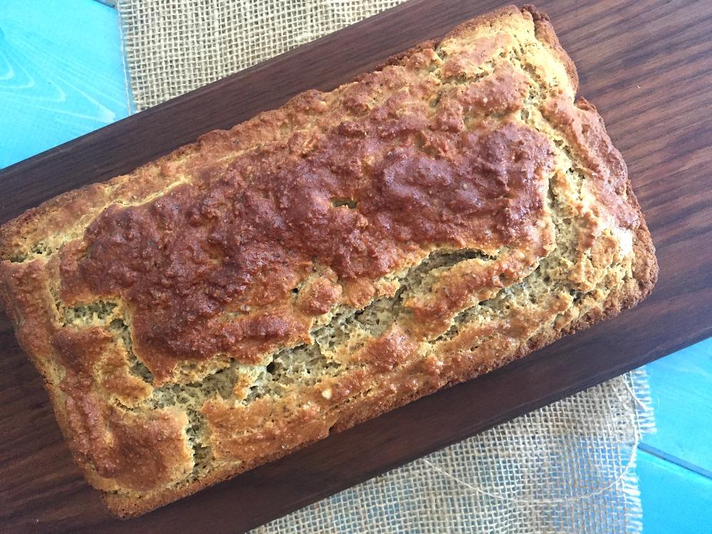 Almond Flour Bread 1