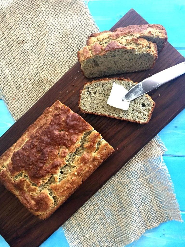 Almond Flour Bread Recipe 2