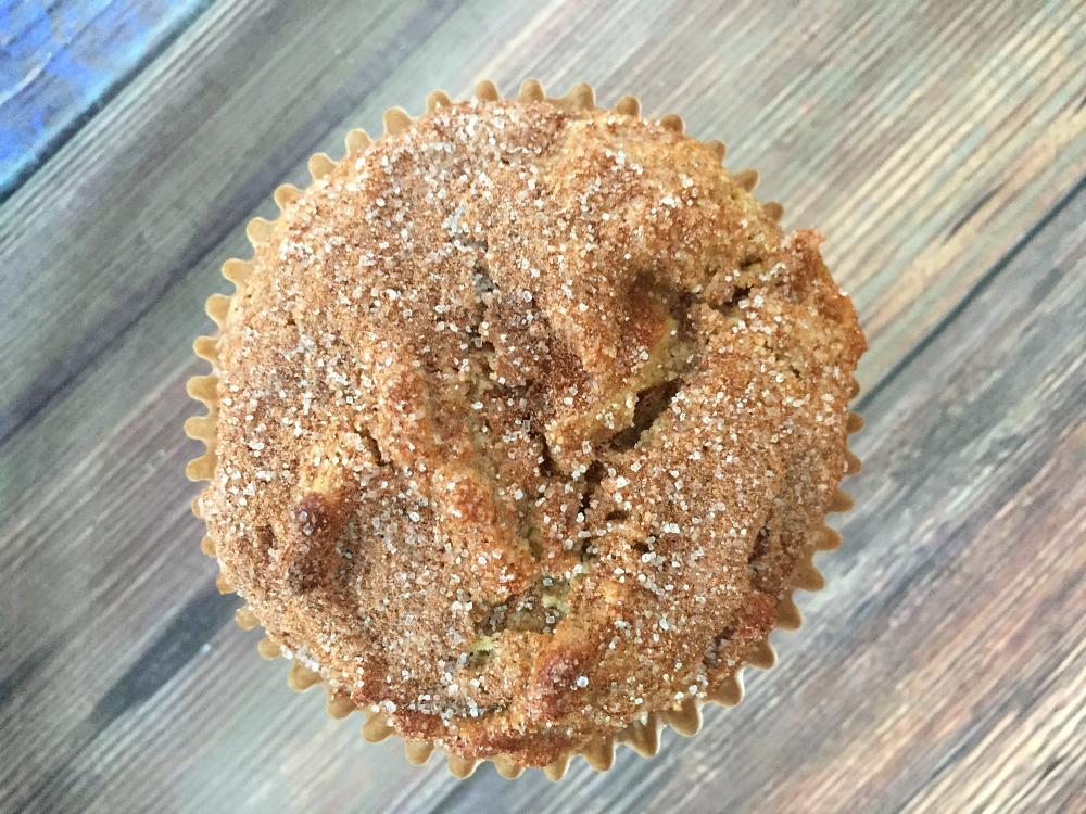 Gluten-Free Apple Pie Muffins with Almond Flour 2