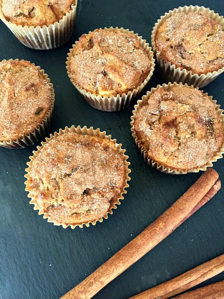 Gluten-Free Apple Pie Muffins with Almond Flour 5
