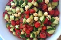 Gluten-Free Greek Salad header