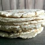 Cassava Flour Tortillas 1
