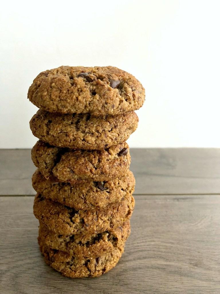 Gluten-Free Hazelnut Flour Cookies 4