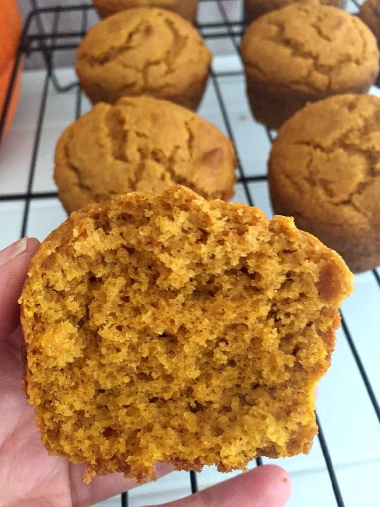 Gluten-Free Pumpkin Muffins 5
