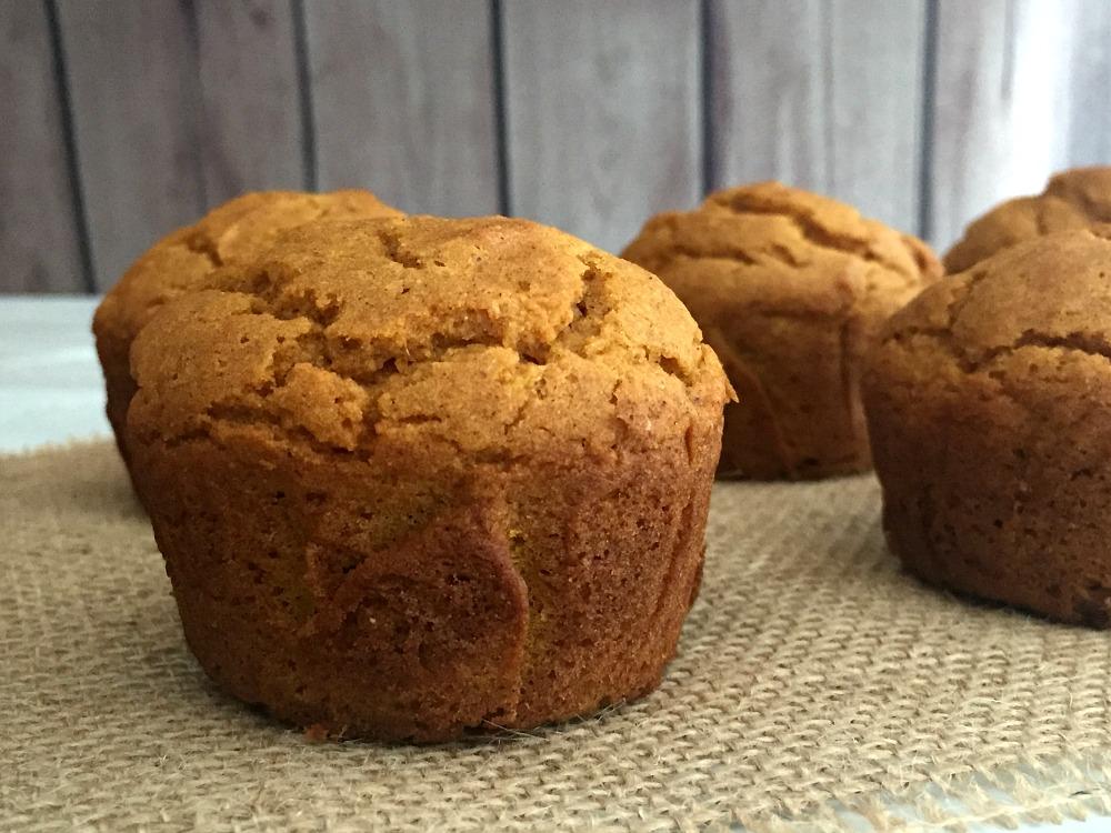 Gluten-Free Pumpkin Muffins 7
