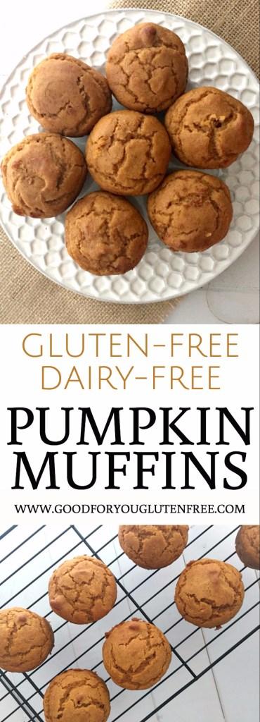 Gluten-Free Pumpkin Muffins Recipe - Good For You Gluten Free