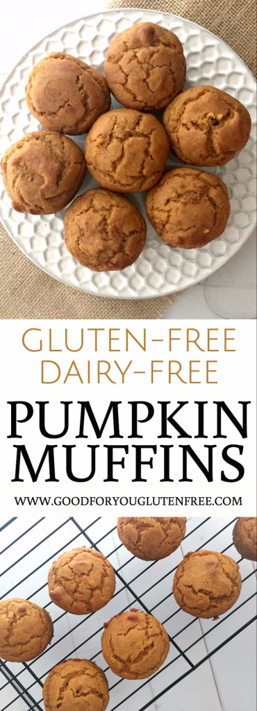 Gluten-Free Pumpkin Muffins Recipe - Good For You Gluten Free