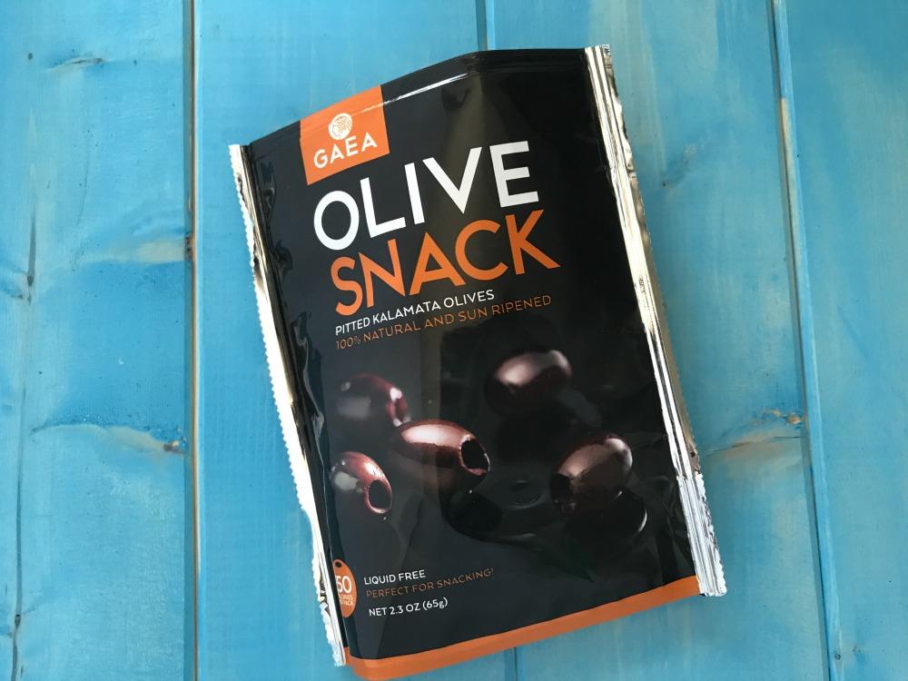 Gluten-Free Snack Ideas Gaea Olive Snack