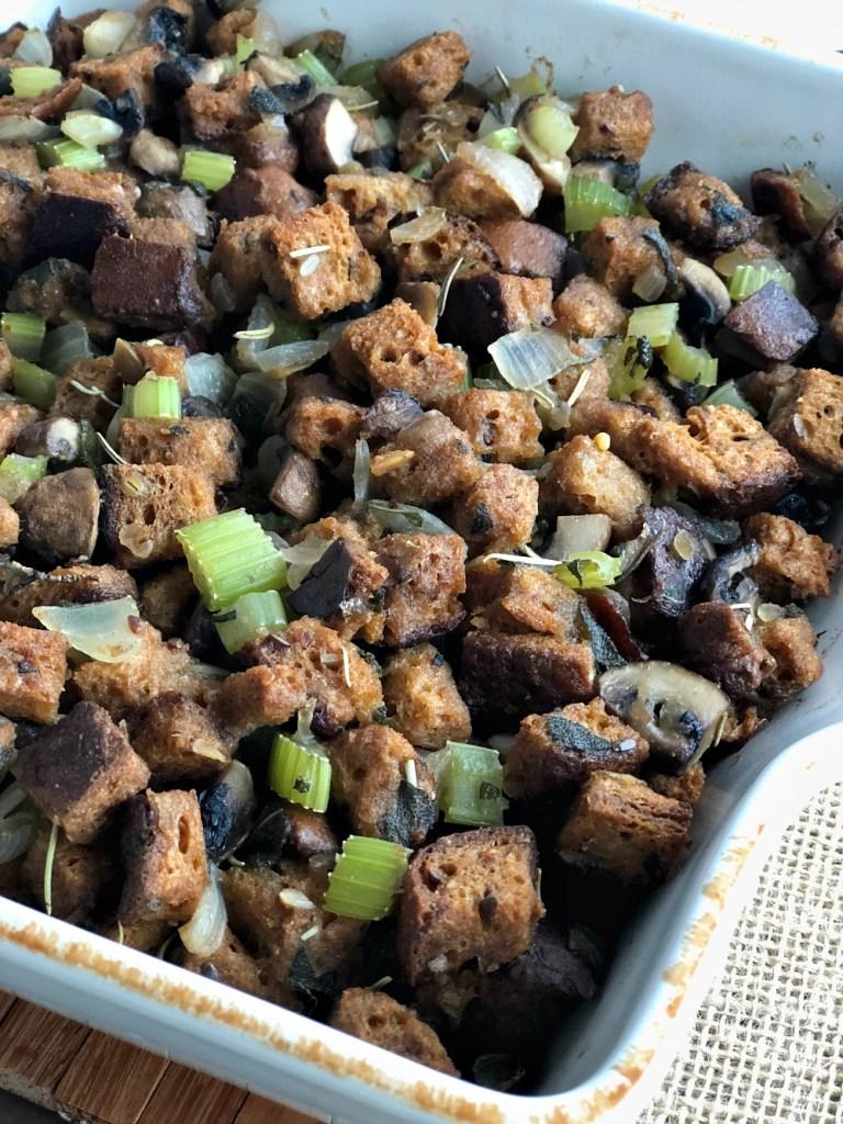 Savory Gluten-Free Stuffing Recipe 1