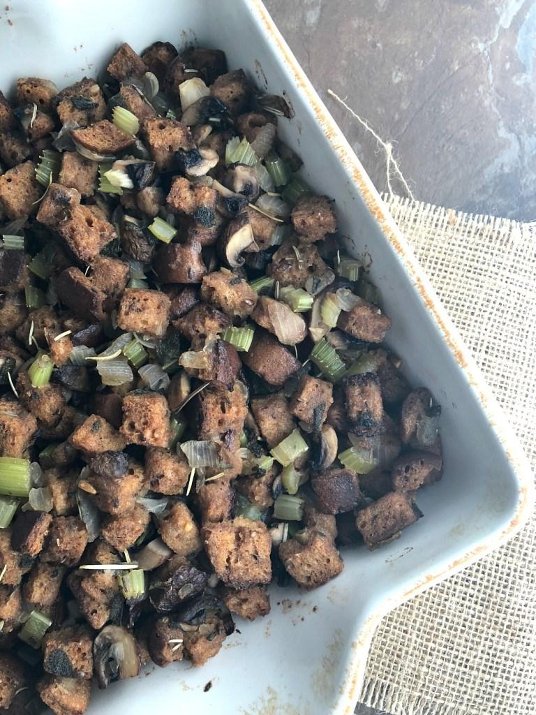Savory Gluten-Free Stuffing Recipe 4