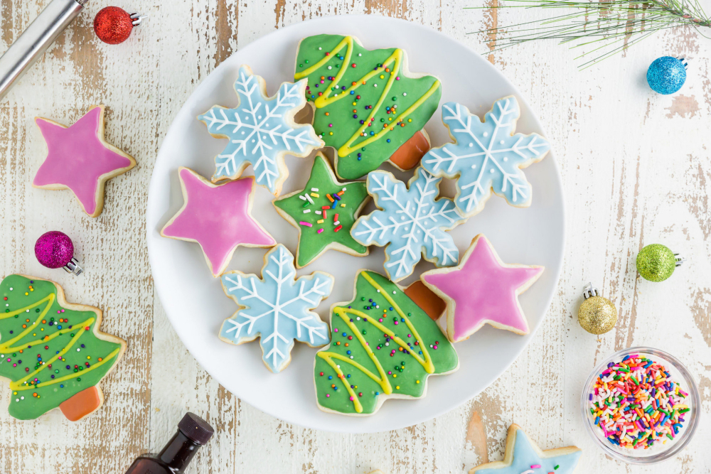 Easy Gluten-Free Sugar Cookies Recipe header