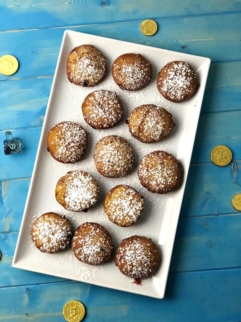 Gluten-Free Jelly Donuts 5
