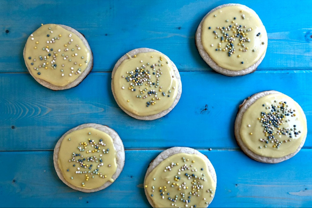 Cut-Out Gluten-Free Sugar Cookies that Don't Spread
