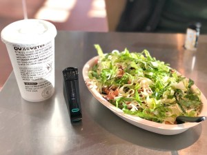 Gluten-Free at Chipotle 1