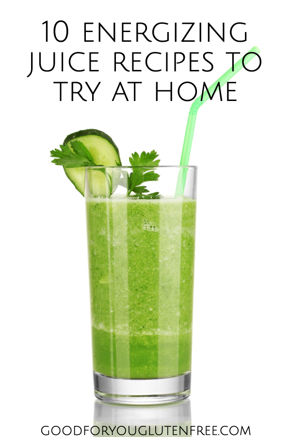 10 Juice Recipes to Try at Home