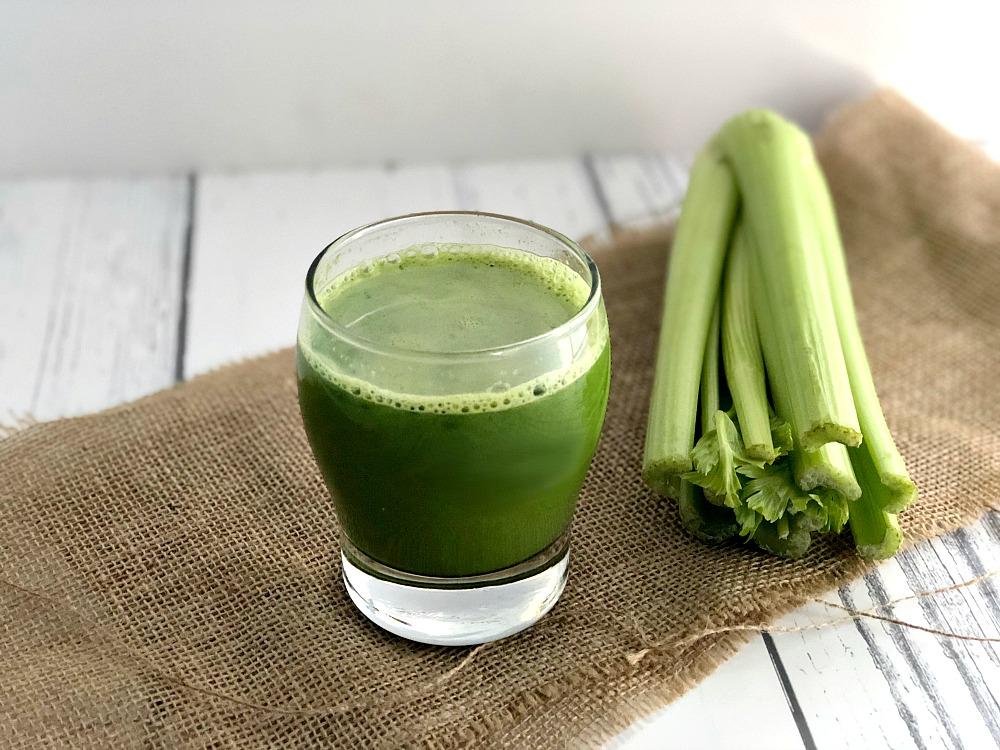 Celebrate Celery Juice