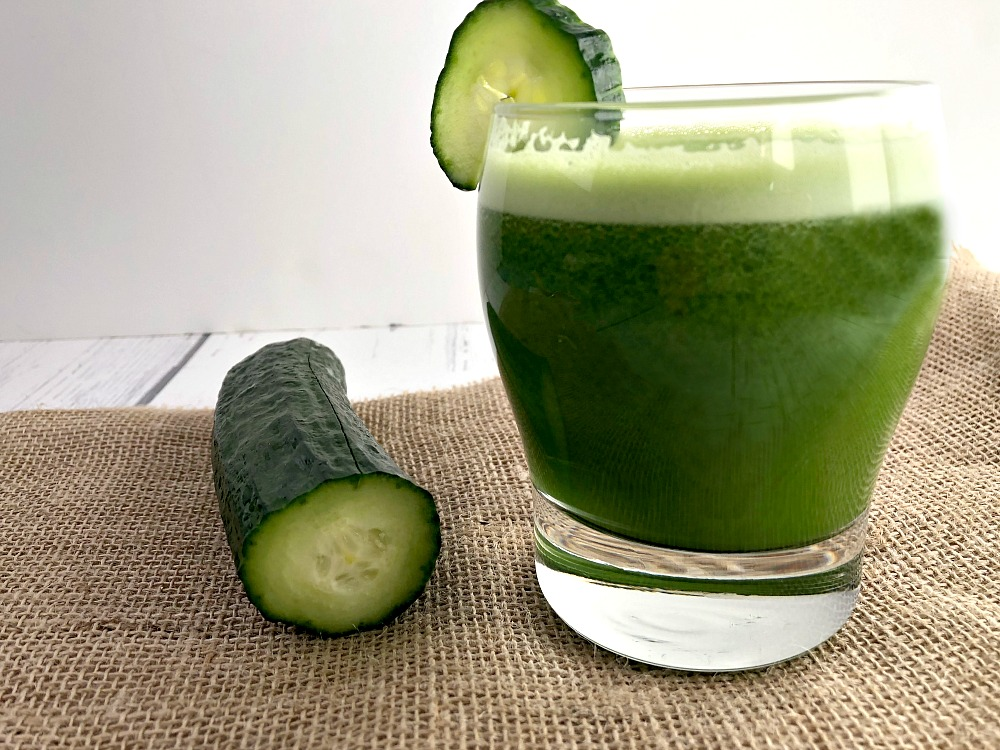 Cool as a Cucumber Juice