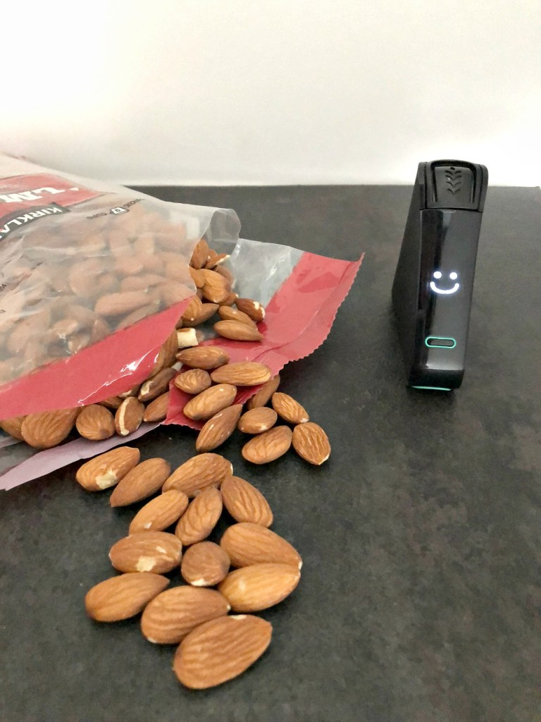 Kirkland almonds tested gluten free