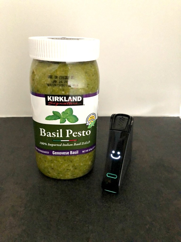 Kirkland Basil Pesto tested gluten-free