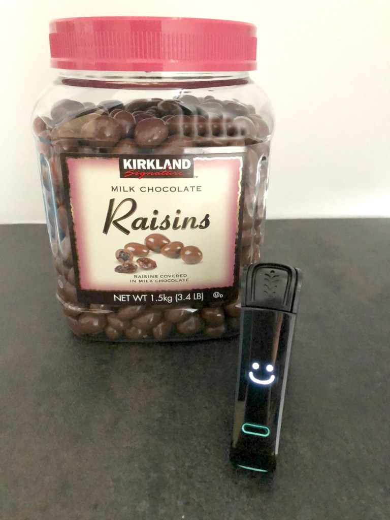 Are Kirkland chocolate raisins gluten-free