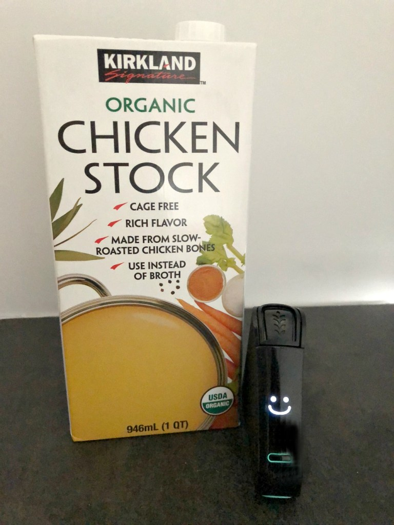 Is Kirkland chicken stock gluten-free