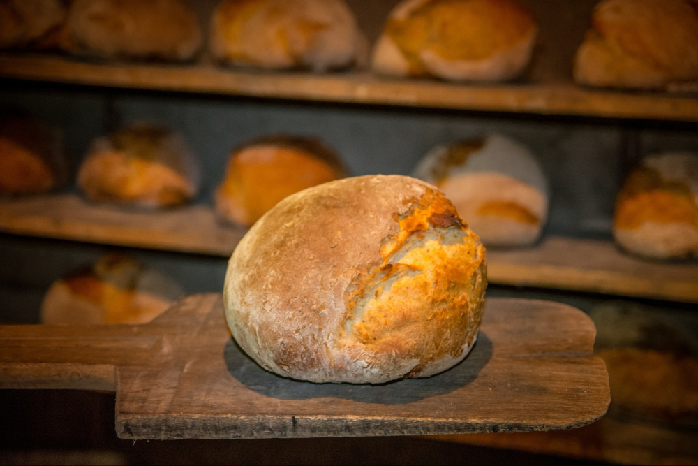 Is Sourdough bread gluten-free