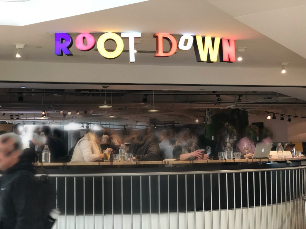 Gluten-Free at Denver International Airport - Root Down