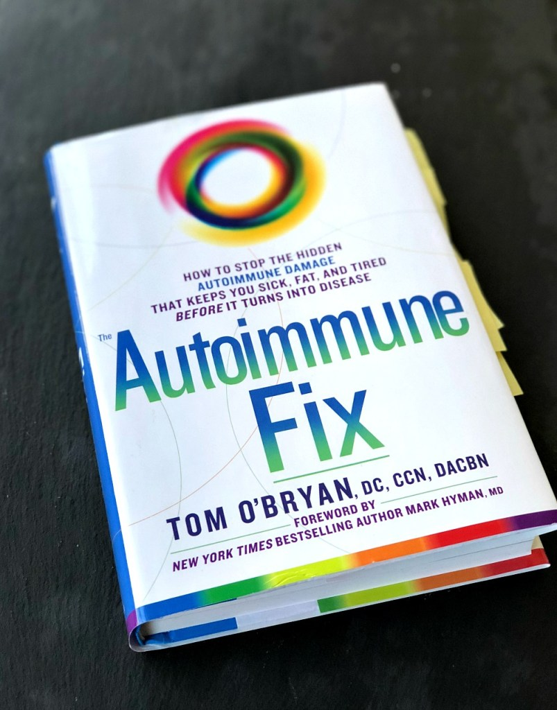 The Autoimmune Fix Book Review 2