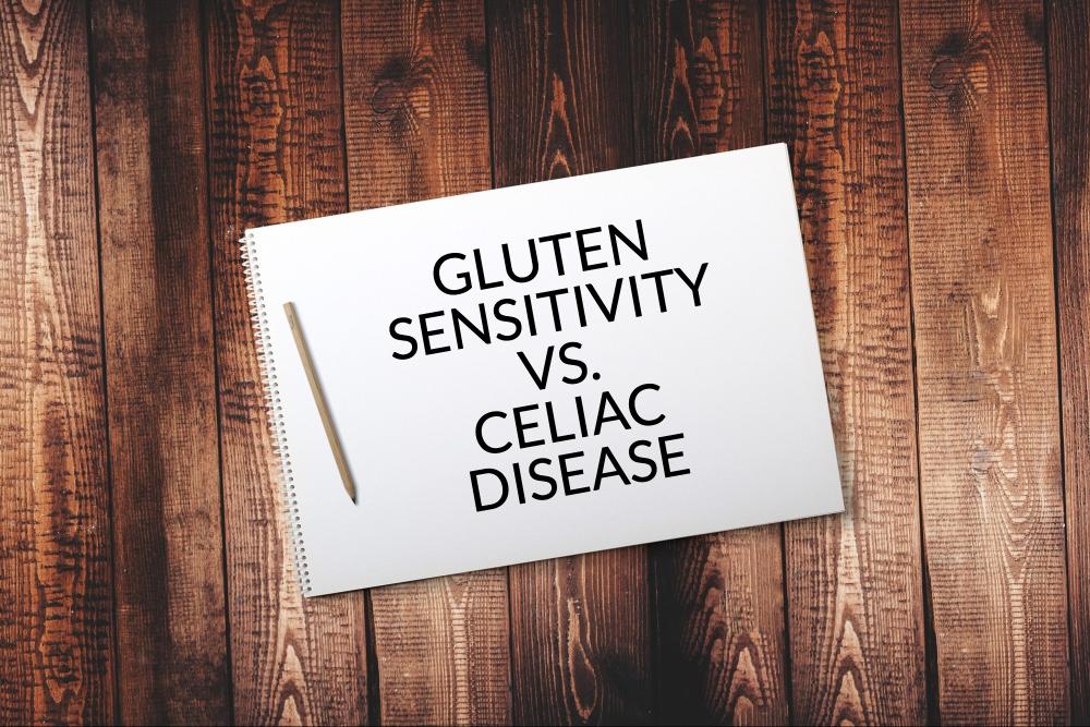 gluten sensitivity vs. celiac disease header