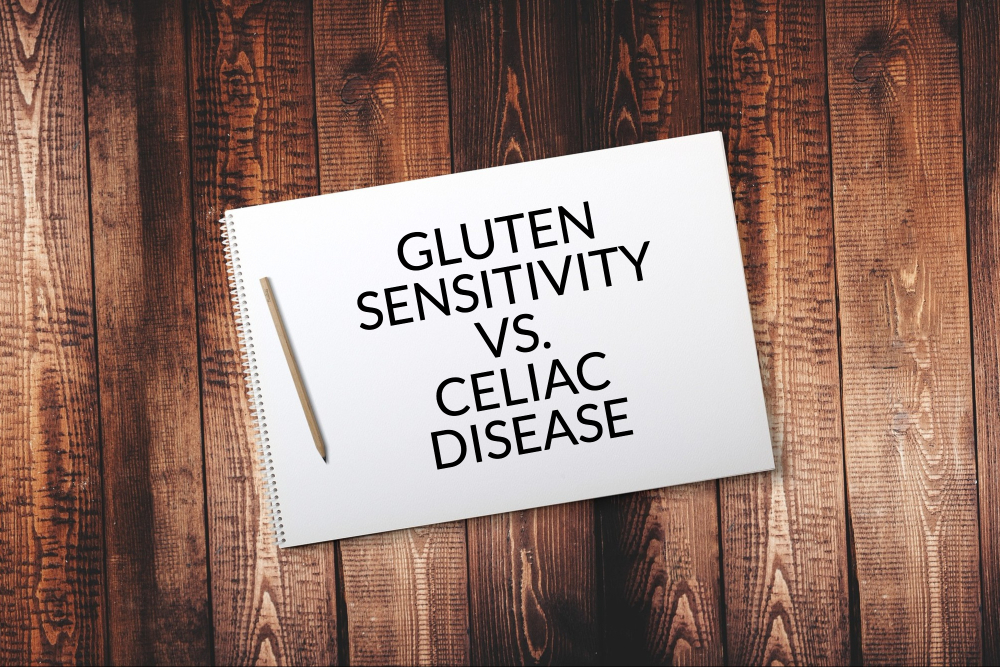 gluten sensitivity vs. celiac disease header