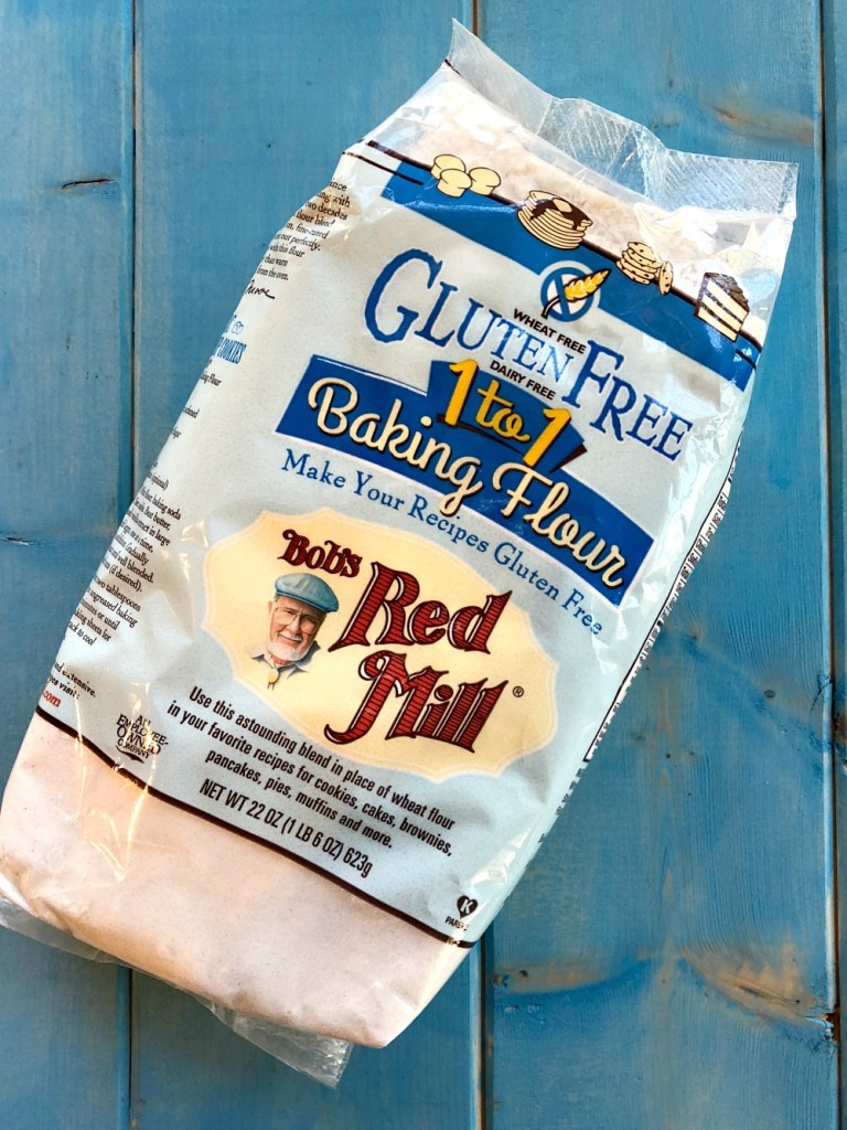 Bob's Red Mill 1-to-1 Gluten-Free Flour Blend