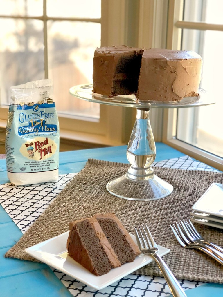 Gluten-Free Devils Food Cake Recipe 6