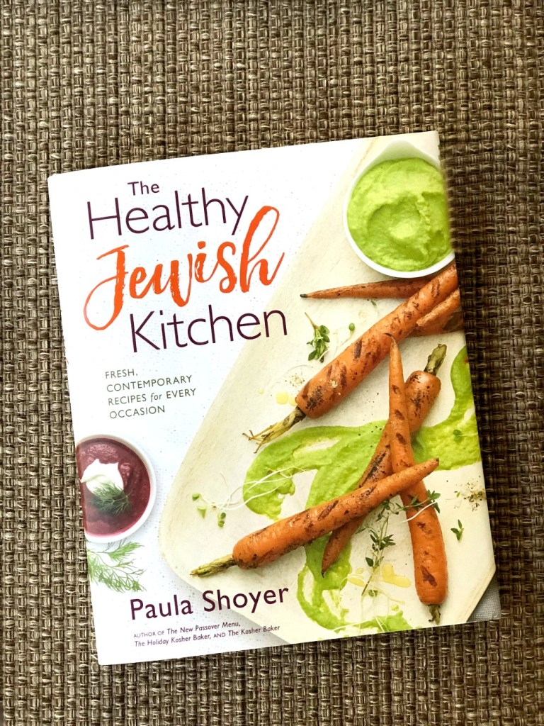 The Healthy Jewish Kitchen 1