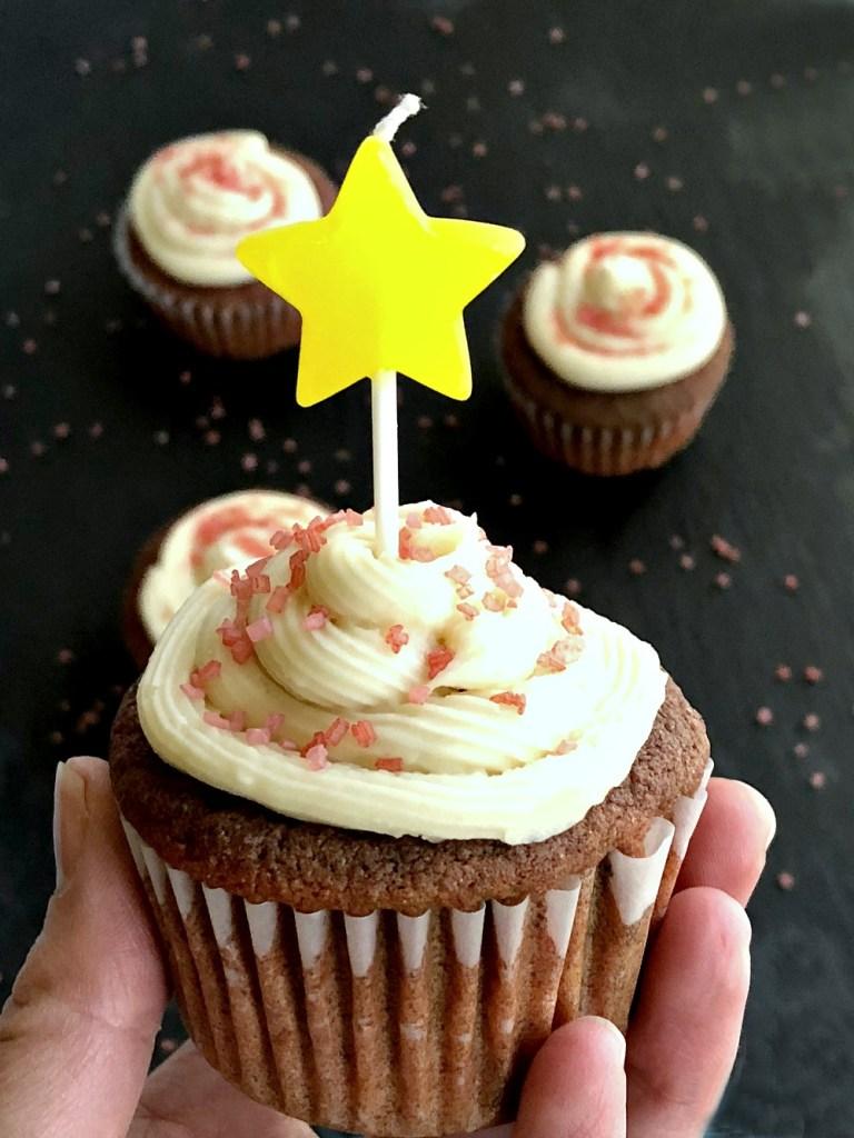 Gluten-Free Red Velvet Cupcakes 4