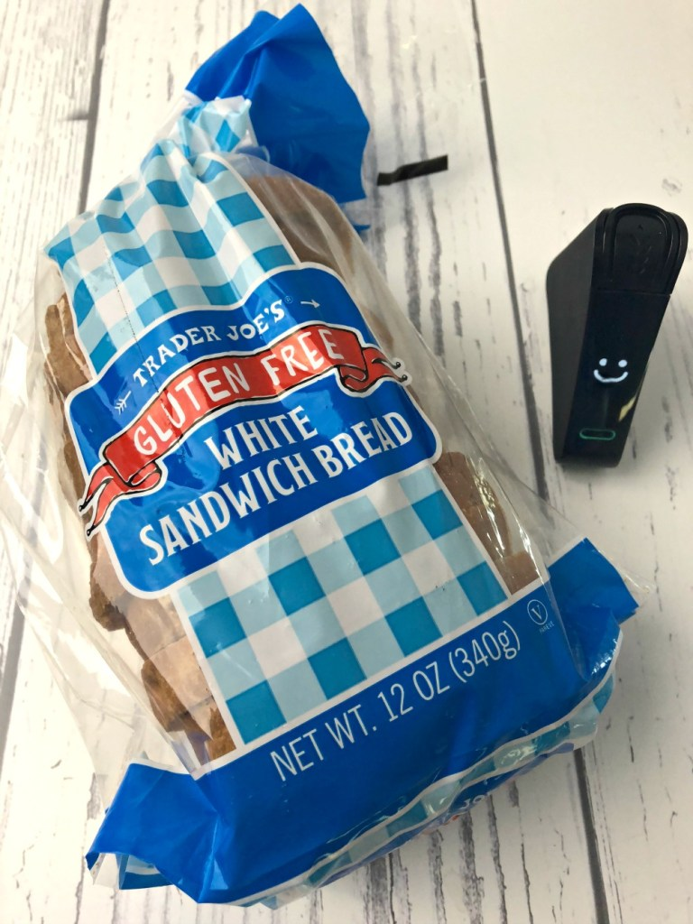 Gluten Free Trader Joe's White Sandwich Bread Nima tested