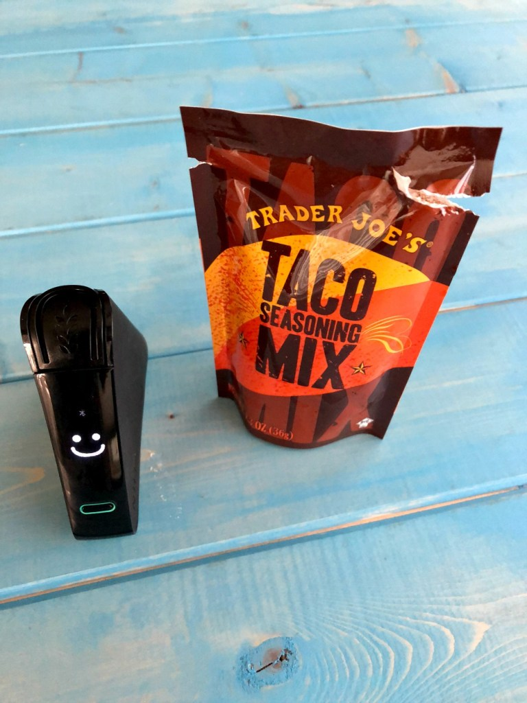 Best Gluten-Free Products at Trader Joe's - Taco Seasoning Mix