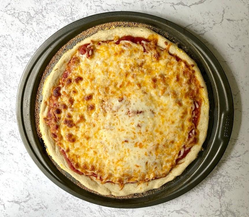 Gluten-Free Pizza Crust 3