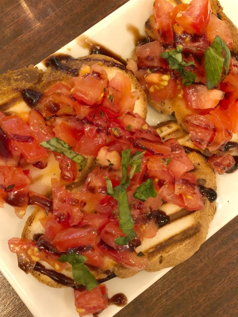 Leggero Bruschetta - gluten-free restaurant in London