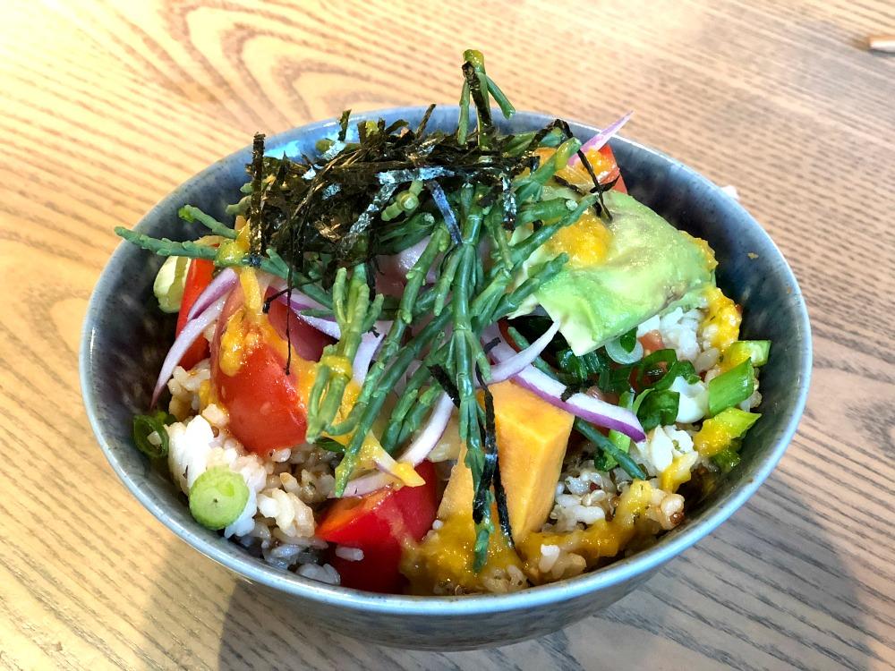 Mommi Salad - Gluten Free London Restaurant 1