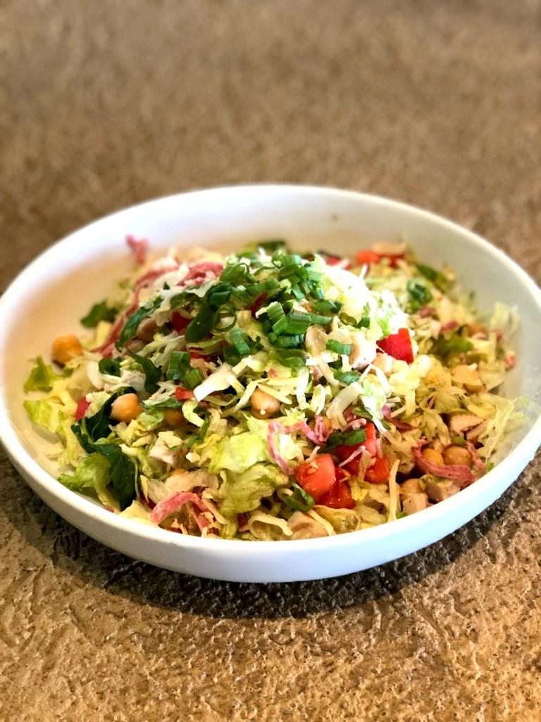 Gluten-free at California Pizza Kitchen - Italian Chopped Salad