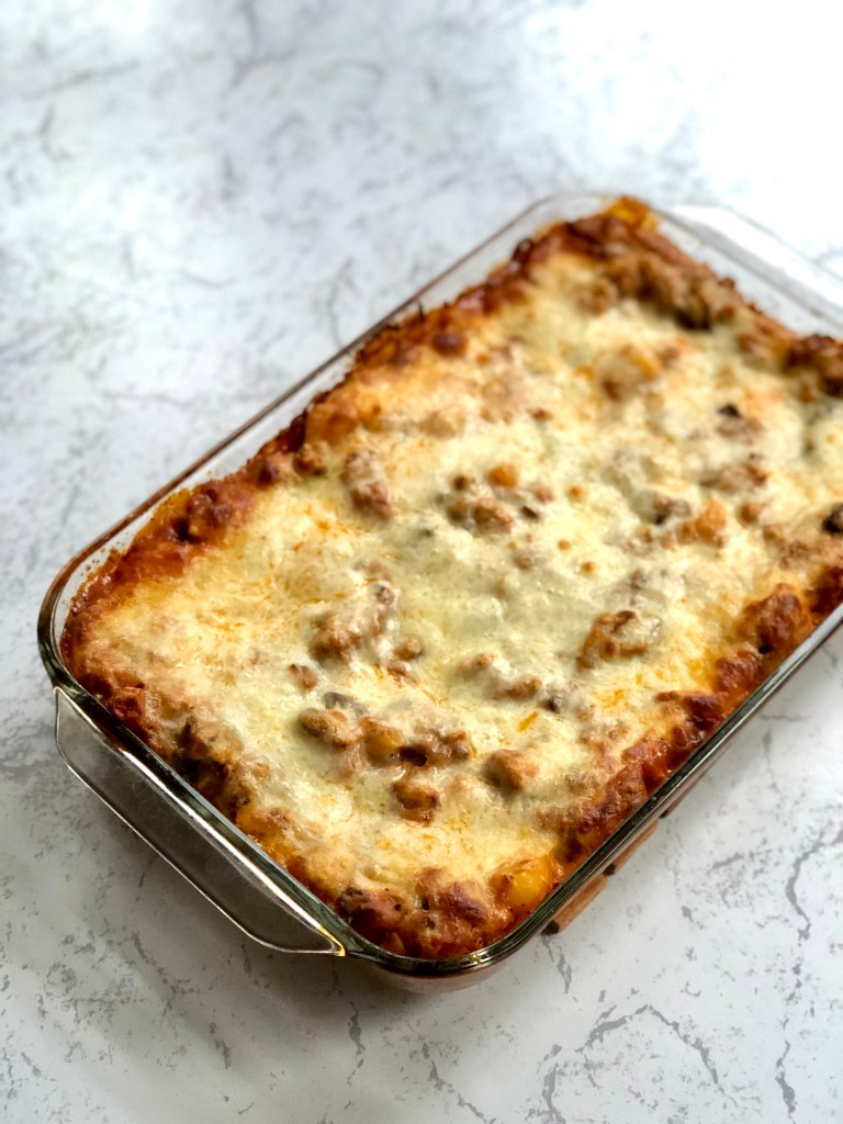 Easy No-Boil Gluten Free Lasagna Recipe