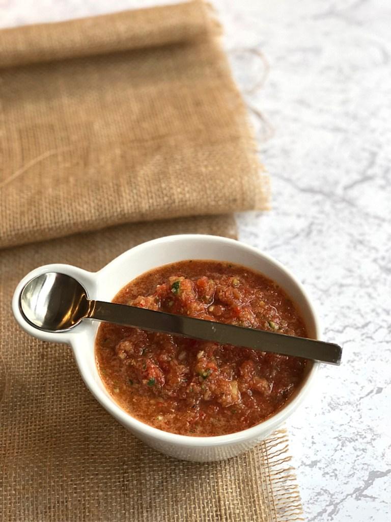 Farmstand Gazpacho Recipe 2