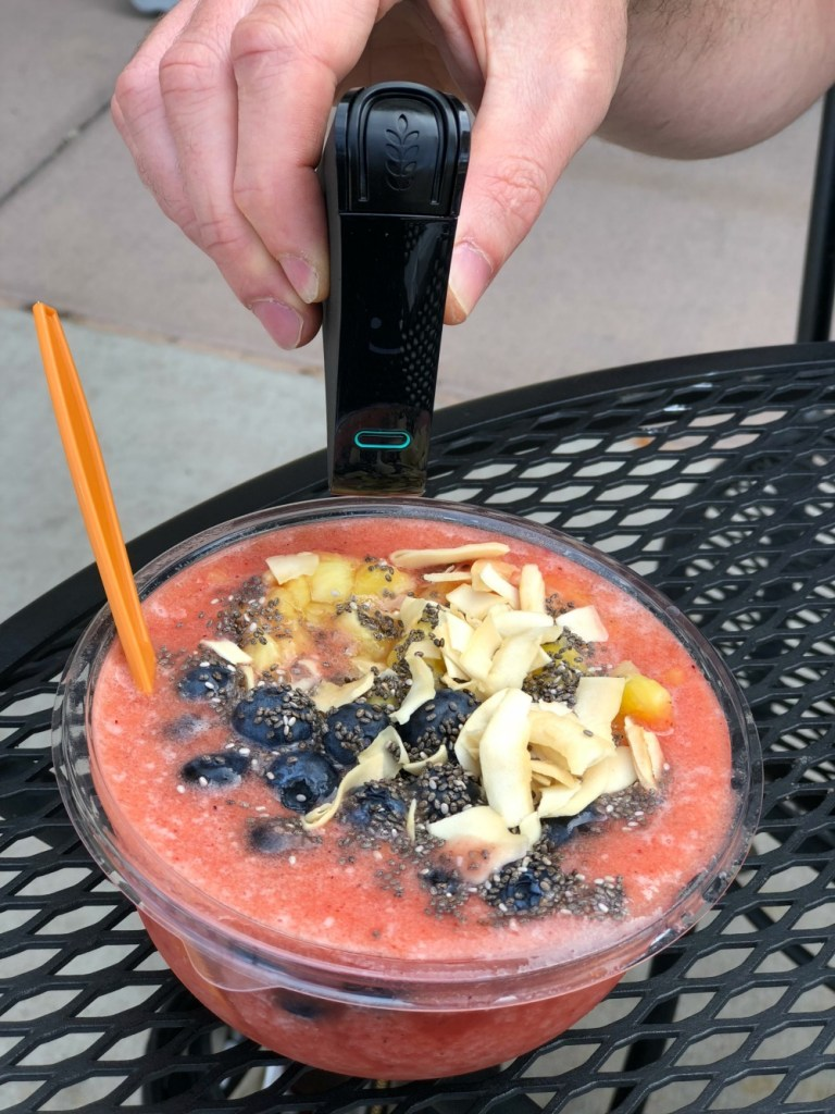 What's Gluten Free at Jamba Juice - Watermelon Hydration Bowl