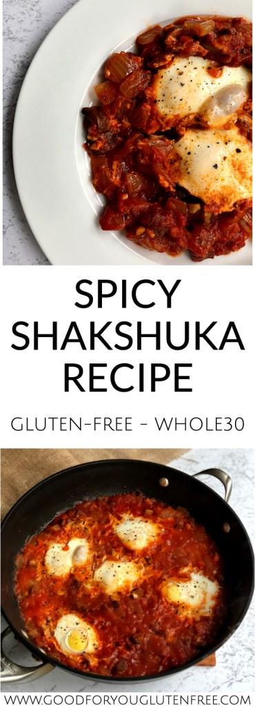 Gluten-Free Shakshuka Recipe - Good For You Gluten Free #glutenfreerecipes