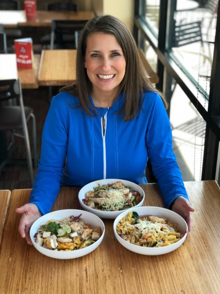 Jenny at Noodles & Company