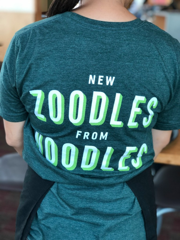 New Zoodles from Noodles shirt
