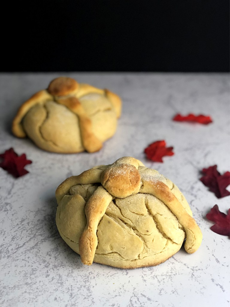 Gluten-Free Day of the Dead Bread 3