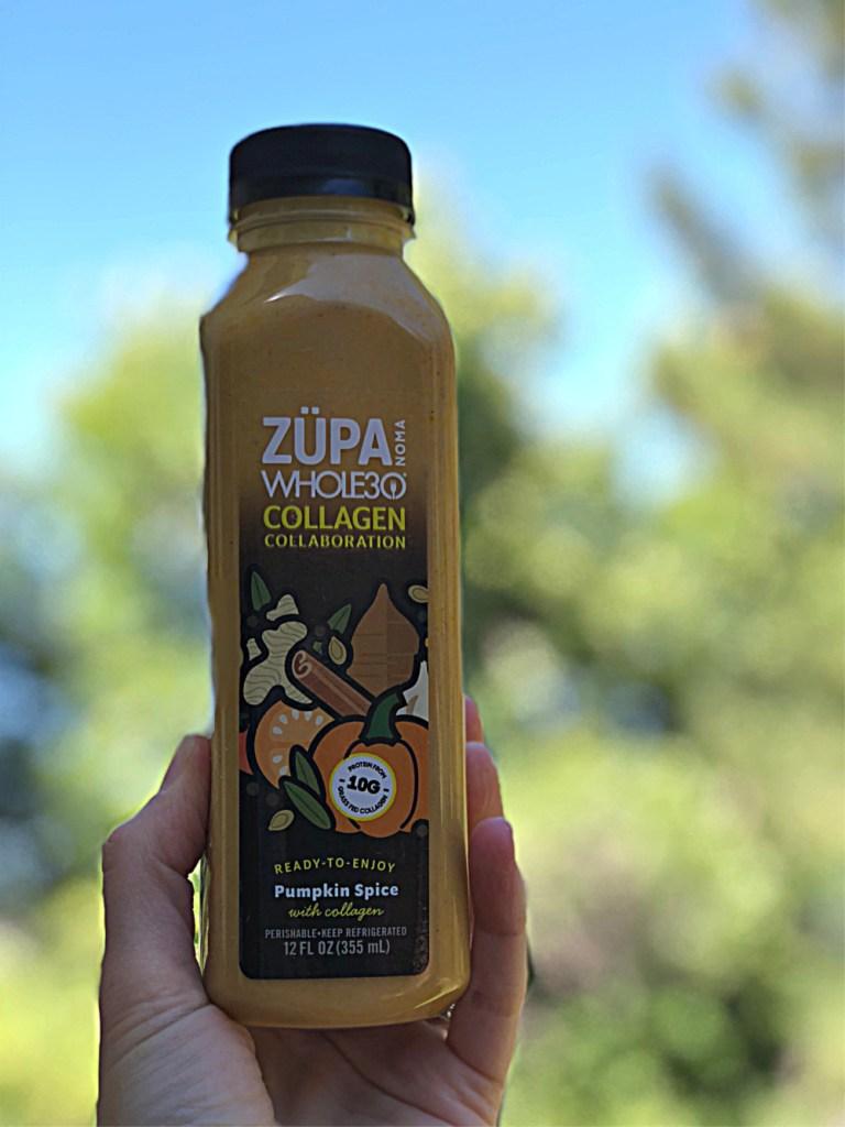 Gluten-Free Fall Favorites Zupa Pumpkin Spice