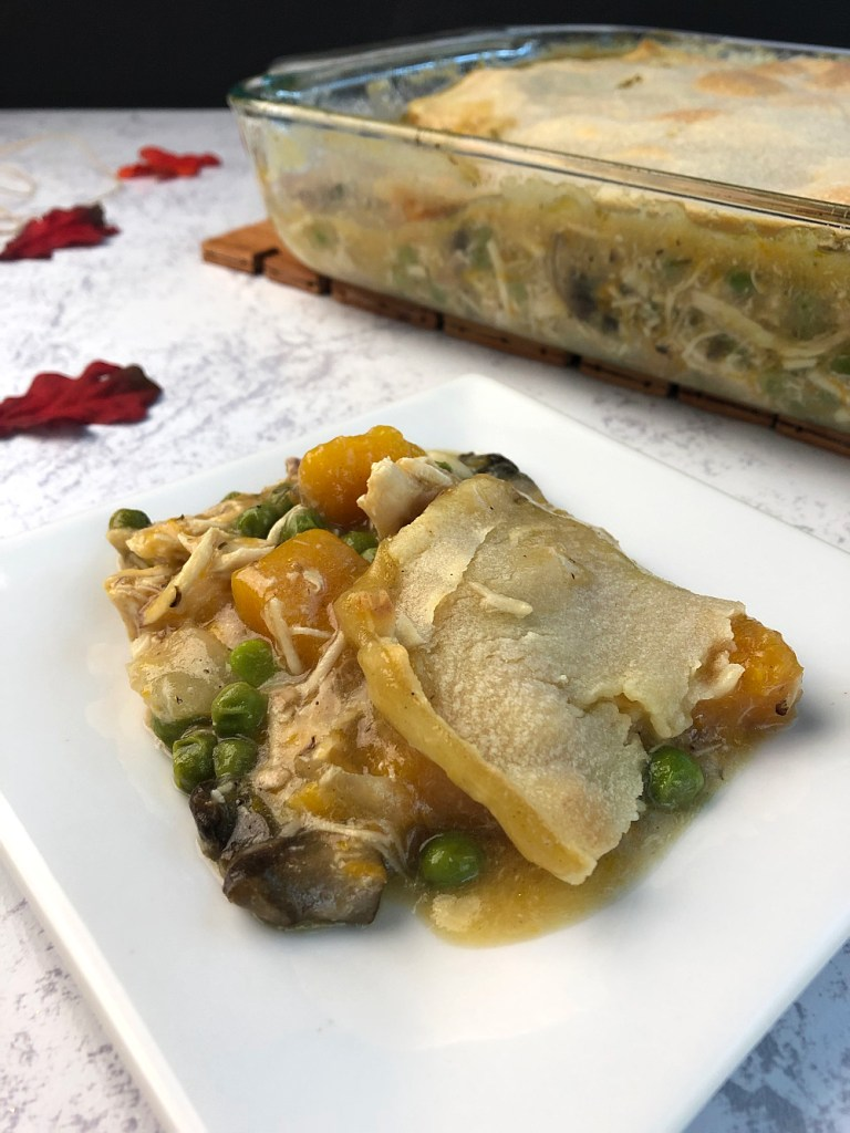 Gluten-Free Chicken Pot Pie 5